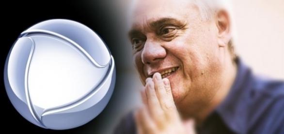 Marcelo Rezende está em um retiro espiritual