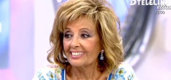 """María Teresa Campos: """"Edmundo es el hombre con el que más tiempo ... - diezminutos.es"""