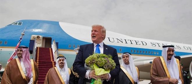 Trump überrascht mit epochaler Rede in Saudi-Arabien