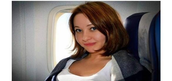 Jovem russa descobre um 'desastroso' erro médico após dar à luz a sua filha (Foto: Reprodução)