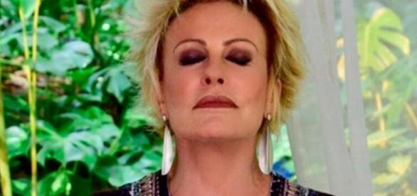 Ana Maria Braga quer terminar com o vício