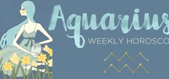 Aquarius Weekly Horoscope by The AstroTwins | Astrostyle - astrostyle.com