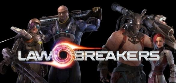 Cliff Bleszinski's LawBreakers' New Video Shows Lots of Gameplay ... - dualshockers.com