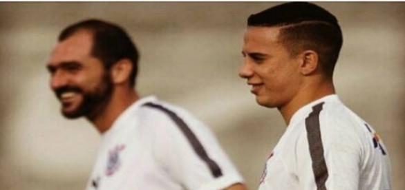 Jogador cogita deixar o Corinthians