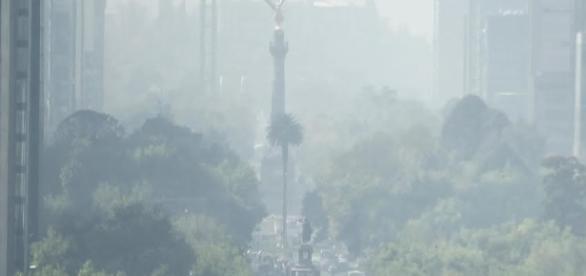 La Ciudad de México vive una ola de calor que no se sentía en 20 años.