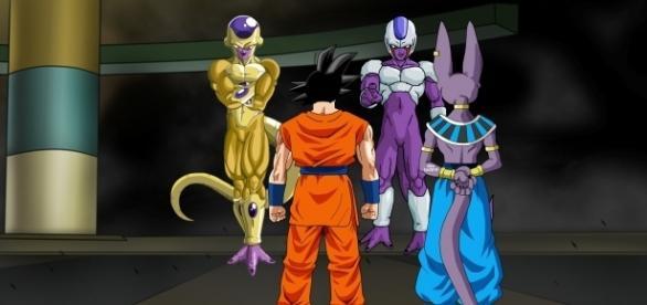 Los guerreros más poderosos se reúnen