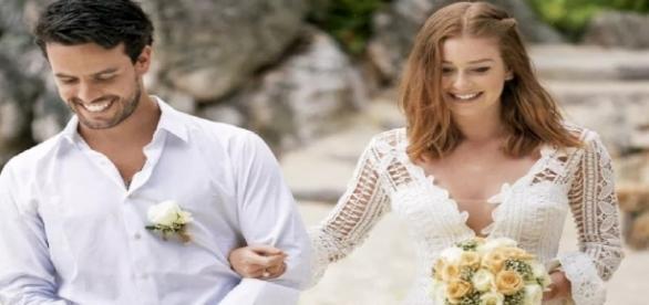 Marina Ruy Barbosa se casa em segredo