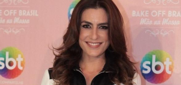 """Apresentadora se despede da próxima temporada do reality show """"Duelo de Mães'."""