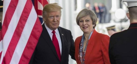 Parlamentarios británicos se oponen a que Donald Trump se dirija a ... - elsalvador.com