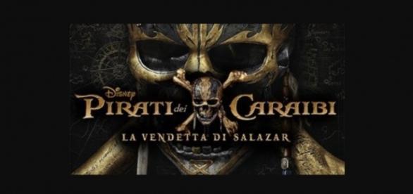 """""""Pirati dei Caraibi: La Vendetta di Salazar"""" al cinema dal 24 maggio"""