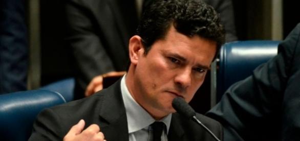 Sérgio Moro critica Congresso brasileiro