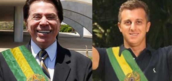 Sívio Santos diz que pela idade e experiência seria um excelente presidente