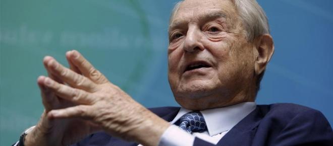 Die trickreiche Wette des George Soros gegen Donald Trump