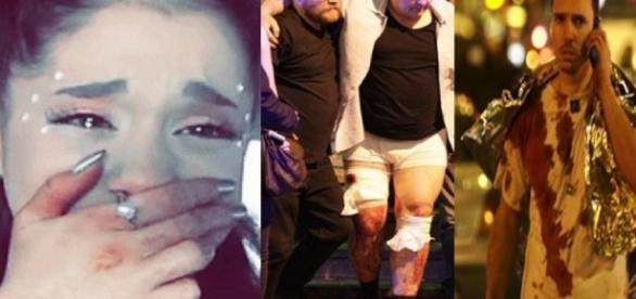 Ariana Grande se diz despedaçada após atentado
