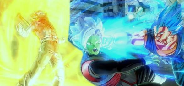 El nuevo DLC traerá a Zamasu fusionado y Vegetto azul.