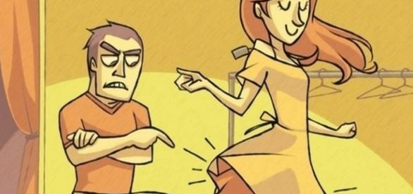 Erros que uma mulher comete ao tentar conquistar um homem (Foto: Reprodução)