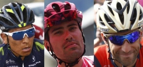 Giro d'Italia: Dumoulin attacca Nibali e Quintana