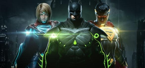 Home: Injustice 2 - injustice.com