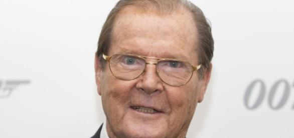 Sir Roger Moore ha muerto este 23 de mayo
