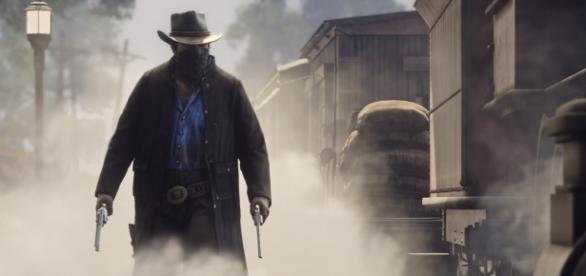 The first official screenshots of the massive title Red Dead Redemption 2 Photo via Rockstar http://www.rockstargames.com