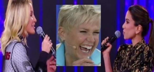 Claudia Leitte cita Xuxa e Patrícia Abravanel fica uma fera