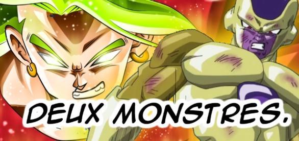 Deux monstre de puissance, Kale Super Saiyan Berserker et Golden Freezer !