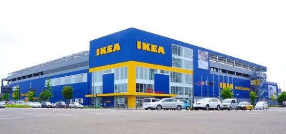 Ikea / Photo by kirakiraouji 3.0 sharealike via wikimedia