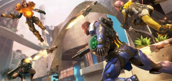 Lawbreakers' Jumping From PC To PS4 And PS4 Pro, Gets $30 Price ... (image BN library)