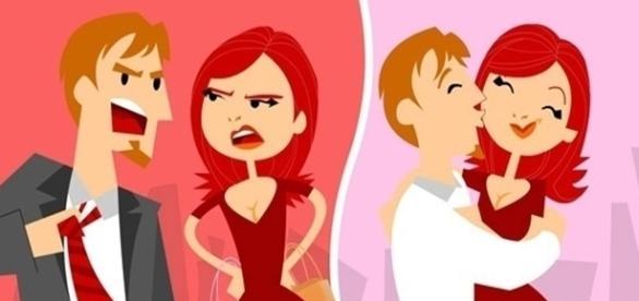 Relacionamento em que existem muitas brigas podem ter motivos devastadores
