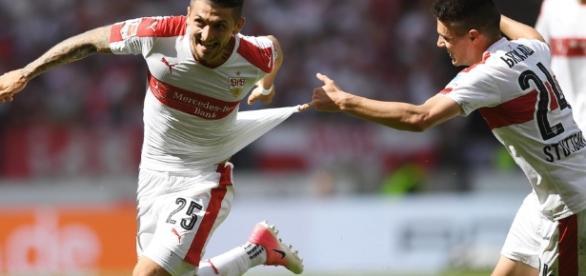 Stuttgart und Hannover wieder erstklassig – CL-Ticket für ManCity ... - srf.ch