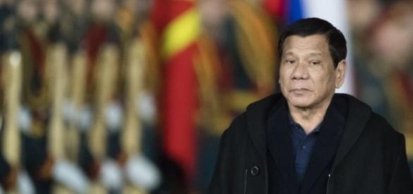 While still on Russia state visit, Rodrigo Duterte declares martial law in Mindanao, Philippines. / from 'Scoopnest' - scoopnest.com