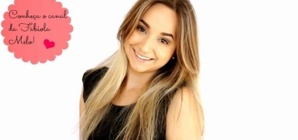 Youtuber Cristã, Fabiola Melo, é atração da rede de vídeos (Foto:Reprodução)