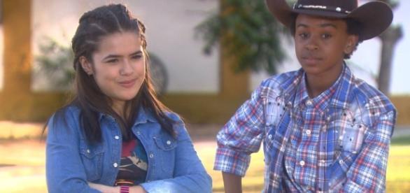 Carinha de Anjo: Zeca e Juja estão namorando