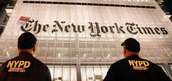 Go Right To Fifth Paragraph Of Latest NYT Russia 'Bombshell' | The ... - dailycaller.com