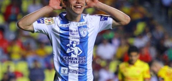más de 20 millones de euros pide Pachuca por uno de sus jugadores