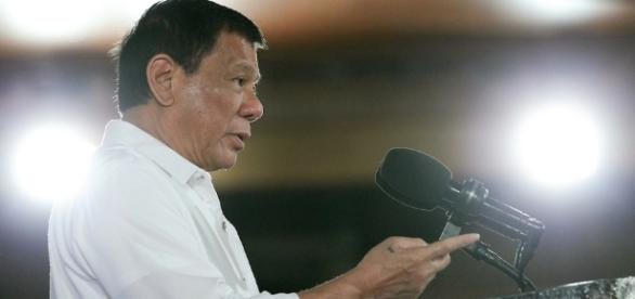NO ONE CAN STOP ME FROM DECLARING MARTIAL LAW - DUTERTE - newsflash.org