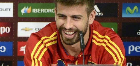 Piqué recibe la mejor campaña de apoyo en la Selección (Tuit) - El ... - elgoldigital.com