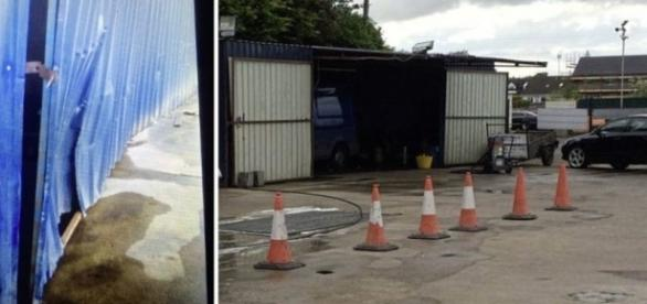Spălătoria auto a unui român din UK a fost ținta unor atacuri motivate de ură