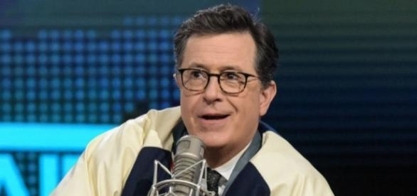 Stephen Colbert in hot water over 'homophobic' Donald Trump joke ... - aol.com