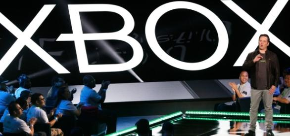 Xbox Head Phil Spencer and team will be broadcasting their Xbox E3 2017 presentation in 4K Ultra HD. / Photo by AP Photo/Nick Ut