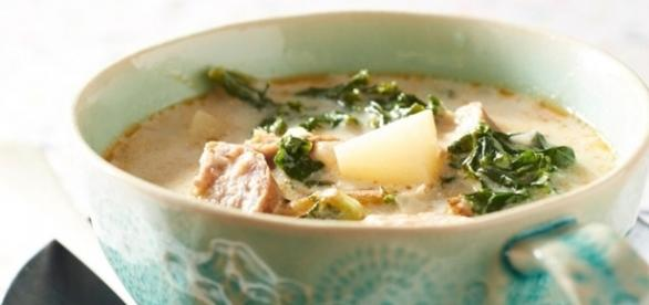 Zuppa Toscana Soup Recipe - Photo: Blasting News Library - myrecipes.com