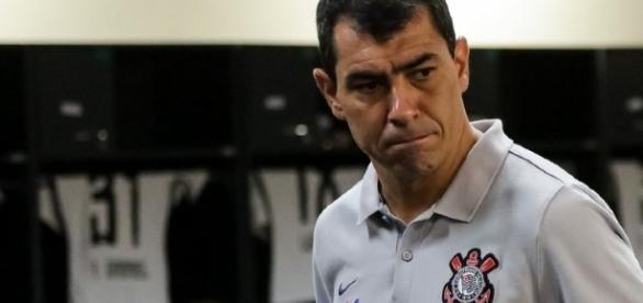 Fábio Carille pode ganhar dois novos reforços para sua equipe (Foto: Reprodução / Escolafabiocarille.com.br)
