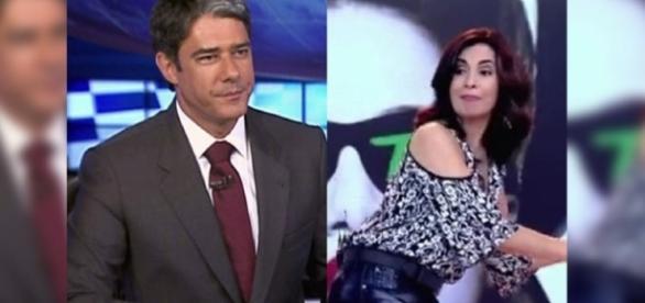 Fátima Bernardes está cada vez mais ousada