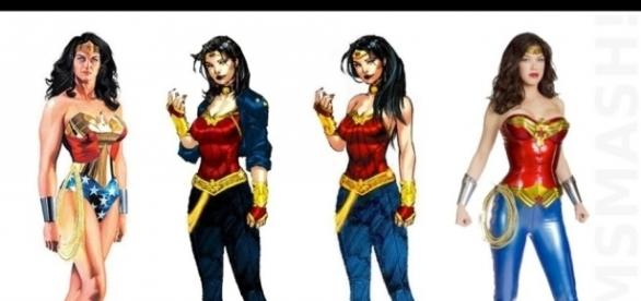 Here's a Think Piece About Wonder Woman's Awful New Costume - spartantown.net