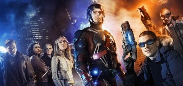"""Legends of Tomorrow"" season 3 poster has been released online. Photo - lrmonline.com"