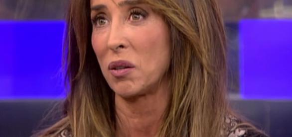 María Patiño habla de la muerte de su padre en 'Sálvame Deluxe' - diezminutos.es