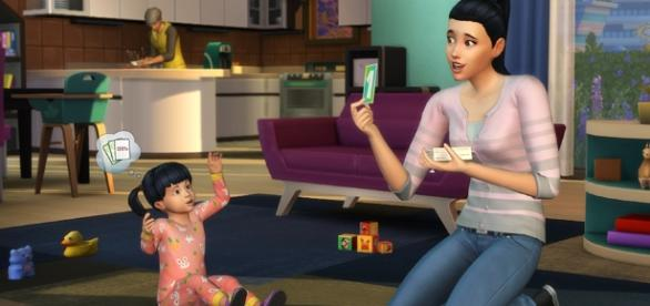 The Sims 4 Adds Toddlers, Vampires Coming Soon - OnlySP - onlysp.com