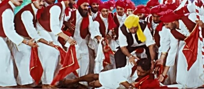Video: Rot und Weiß - Die Farben des Kampfes und der Leiden Indiens