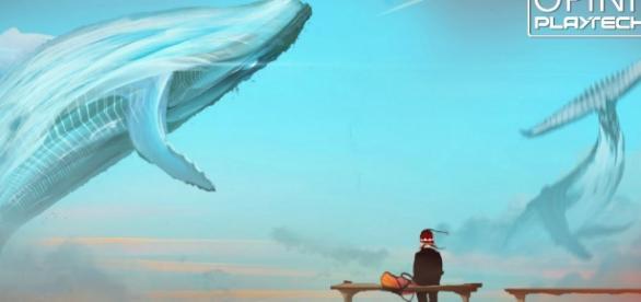 Balena Albastră: dedesubturile jocului și isteria în masă din ... - playtech.ro