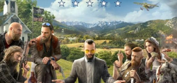 Far Cry 5 Key Artwork, Characters Revealed | Tech News Base - technewsbase.com